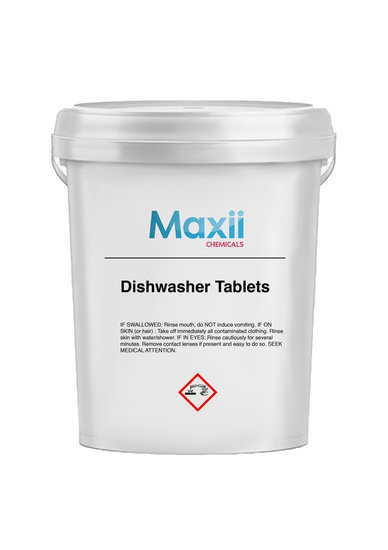 Maxii Chemicals Dishwasher Tablets
